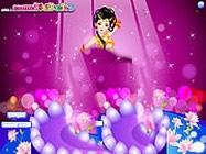Dancing chinese princess online