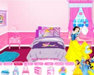 Disney Princess room online