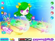 Little mermaid princess online