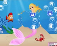 Mermaid princess online