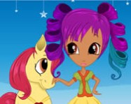 Pony princess hairstyles online