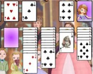 Sofia the first solitaire hercegnős játékok