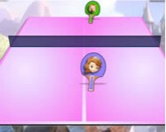 Sofia the first table tennis online